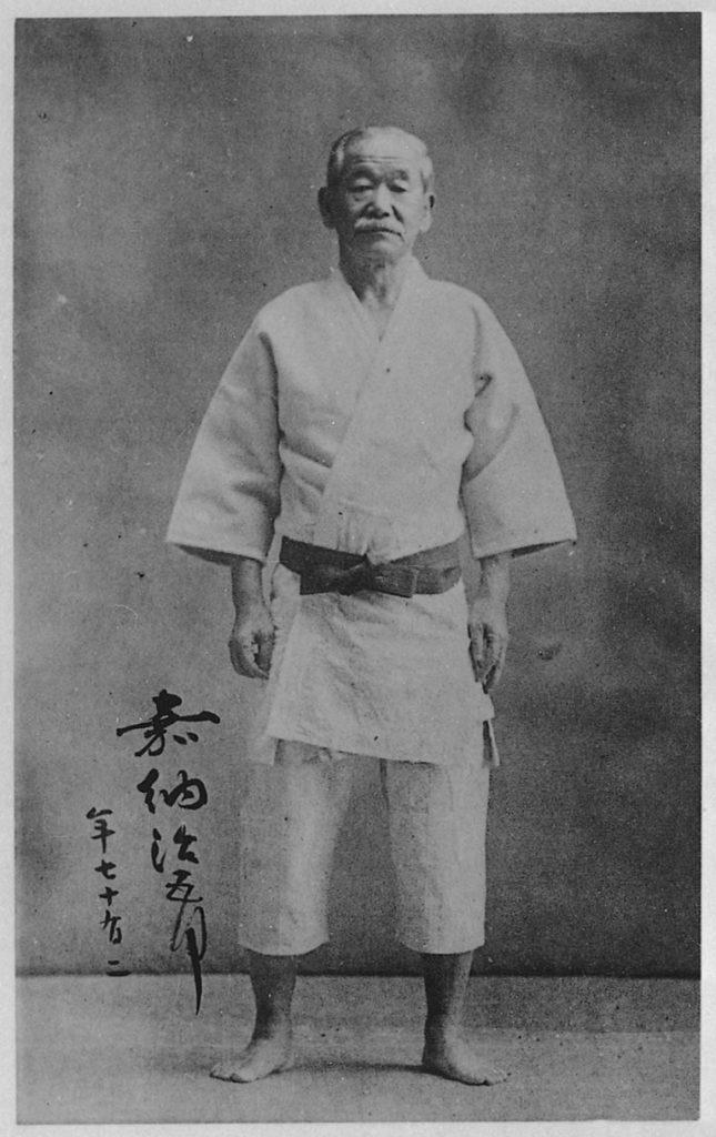 Le fondateur du Judo, Jigoro Kano